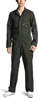 Men's 7 1/2 Ounce Twill Deluxe Long Sleeve Coverall