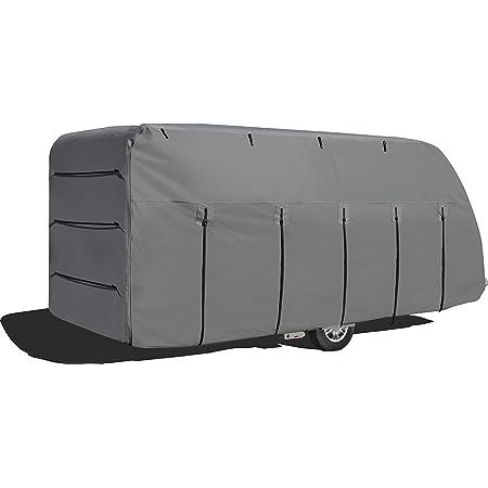 160 g//QM | 4 Strati Copertura Protettiva per Caravan 366-427 cm S