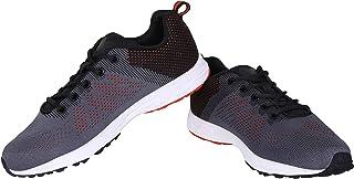 Nivia Yorks Running Shoe (Grey/Black)