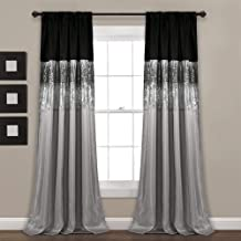 Lush Décor Night Sky Panel for Living, Bedroom, Dining Room (Single Curtain), 84