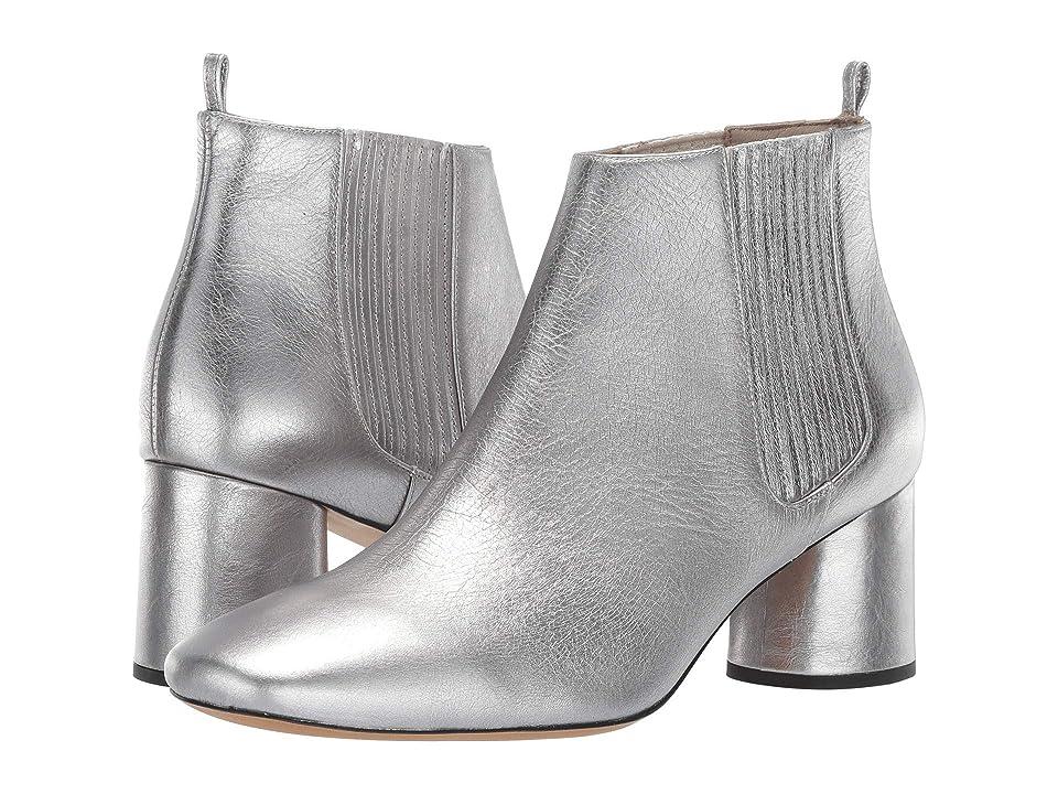 Marc Jacobs Rocket Chelsea Boot (Dark Silver) Women