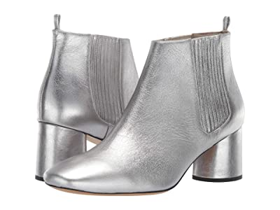 Marc Jacobs Rocket Chelsea Boot (Dark Silver) Women