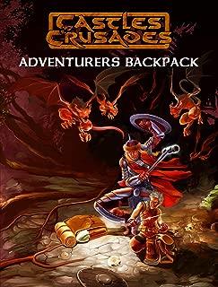 Castles & Crusades Adventurers Backpack