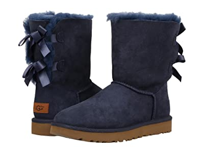 UGG Bailey Bow II (Navy) Women