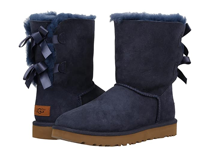 UGG  Bailey Bow II (Navy) Womens Boots