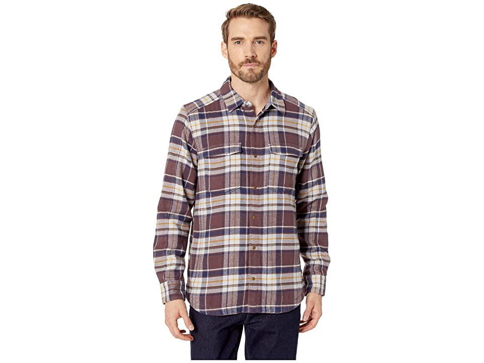Toad&Co Mojac Overshirt (Huckleberry) Men