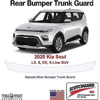 Car Care Touring Sedan EX Sport YelloPro Custom Fit Rear Trunk ...