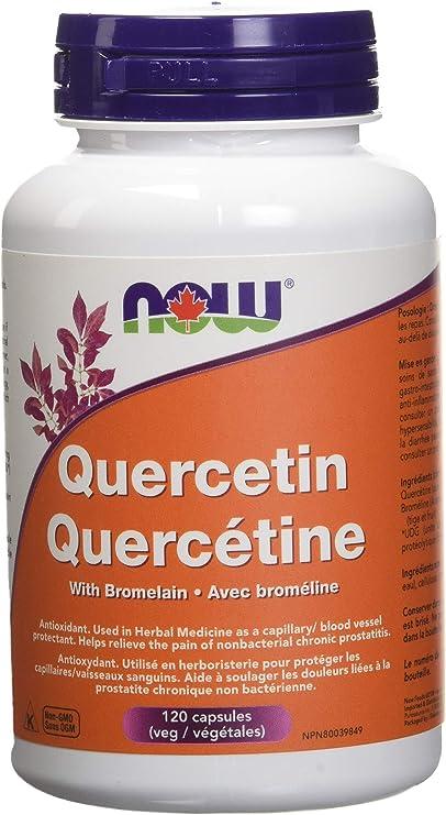 Quercetin prosztatagyulladás