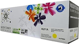 Yellow Toner 201A HP Compatible CF402A