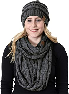 Best cc beanie and scarf set Reviews