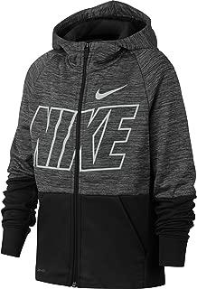 Nike Training Dri-FIT Therma Full-Zip Hoodie for Boys For Men