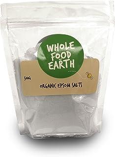 Wholefood Earth - Epsom Salts - Additive Free - 2kg