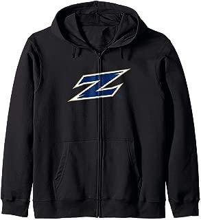 Akron Zips Women's College NCAA PPTUA002 Zip Hoodie