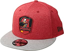 9Fifty Official Sideline Away Snapback - Tampa Bay Buccaneers