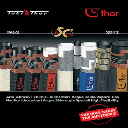 Thor Industrial Rubber Hoses