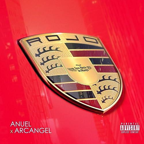 Rojo [Explicit] de Arcangel & Anuel AA en Amazon Music ...