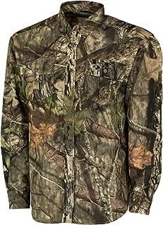 Mossy Oak MO Tibbee Technical Hunt Shirt, Break-Up...
