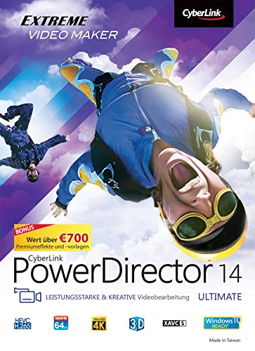 PowerDirector 14 – Ultimate [Download]