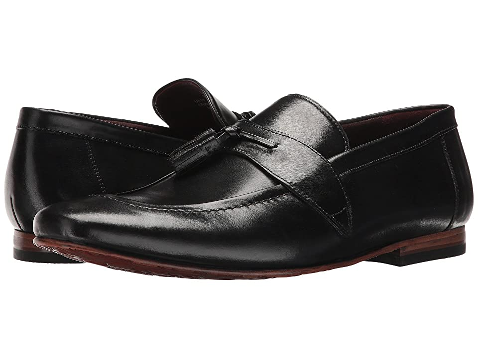 Ted Baker Grafit (Black Leather) Men