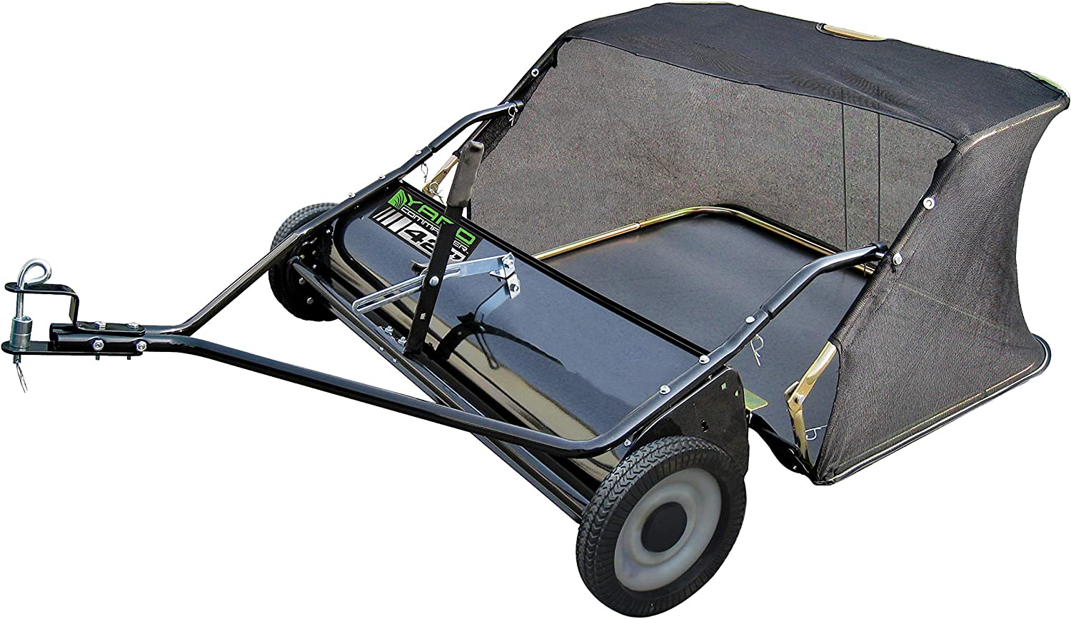 best lawn sweeper for zero turns