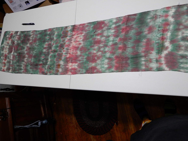 Shibori Silk Scarf 60