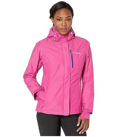 Columbia Alpine Actiontm Omni-Heattm Jacket (Fuchsia) Women