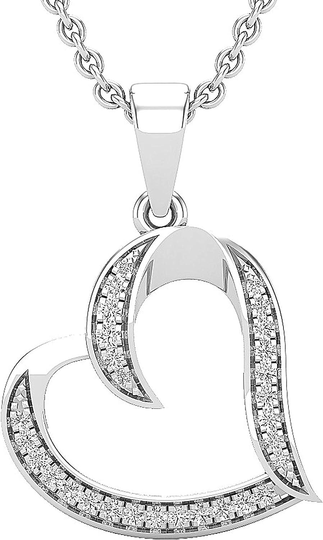 Dazzlingrock 2021 Collection At the price of surprise 0.12 Carat ctw Round Diamond Lad White