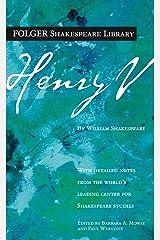 Henry V (Folger Shakespeare Library) (English Edition) eBook Kindle