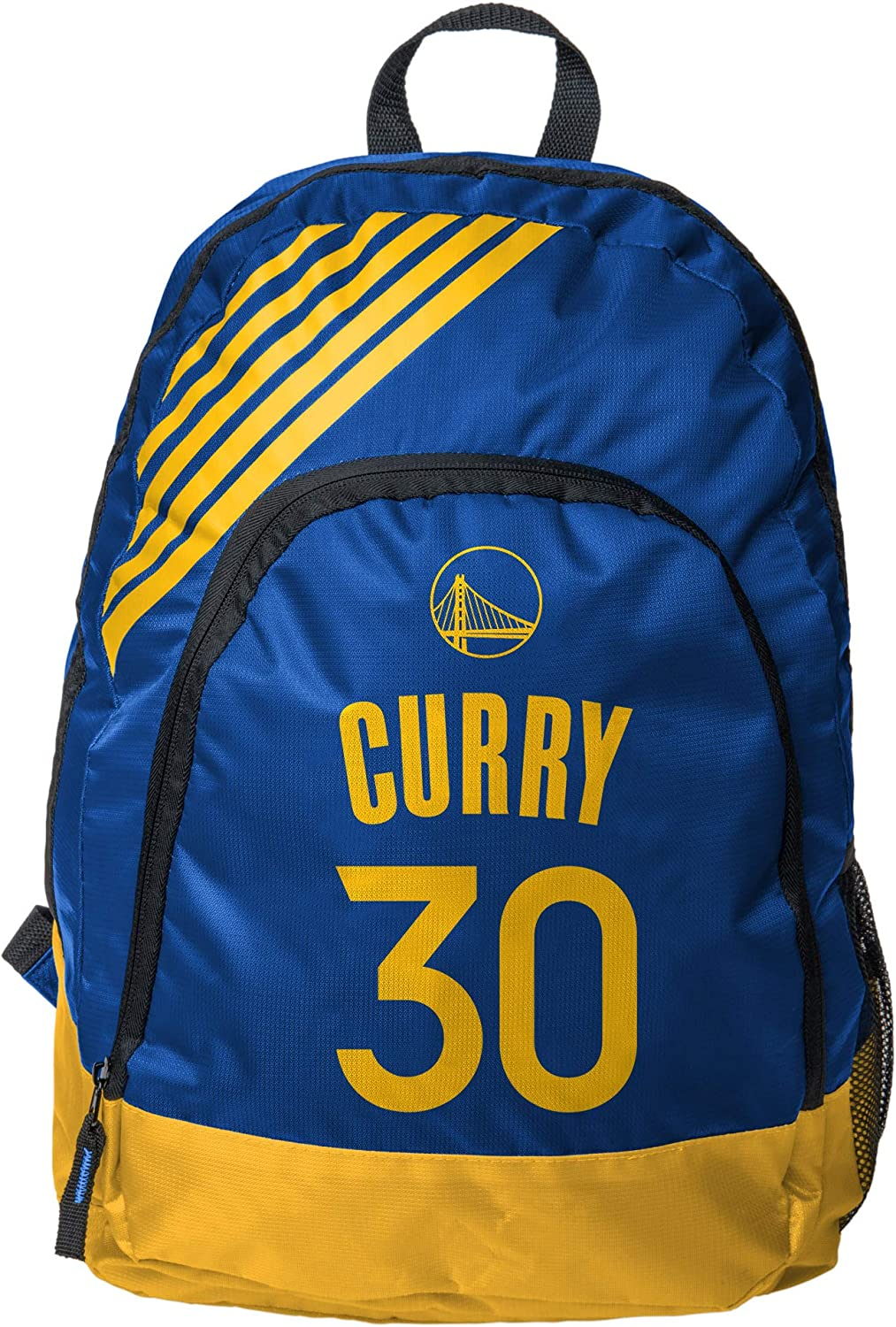 Golden State Warriors Curry S. Backpack Stripe Brand new Border #30 Factory outlet
