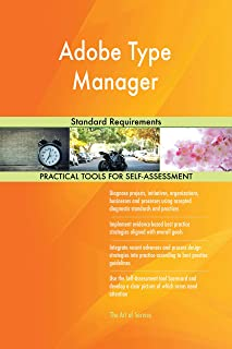 Adobe Type Manager Standard Requirements