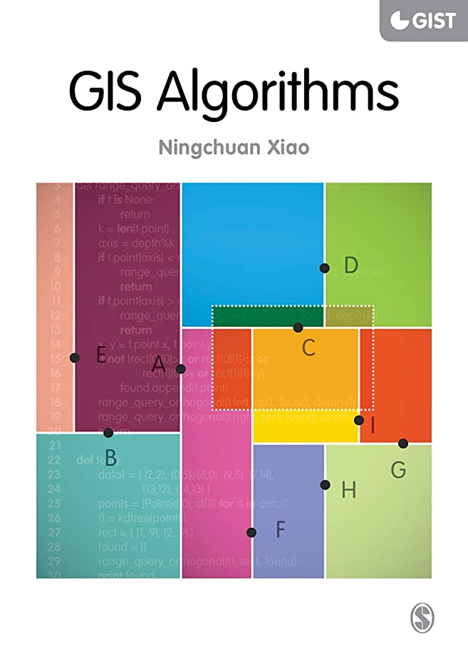 大声で非互換スケッチGIS Algorithms (SAGE Advances in Geographic Information Science and Technology Series) (English Edition)