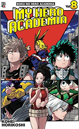 My Hero Academia - Volume 8