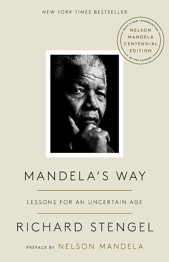 センター精神同意するMandela's Way: Lessons for an Uncertain Age (English Edition)