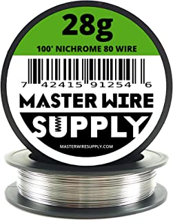 Nichrome 80 - 100' - 28 Gauge Resistance Wire
