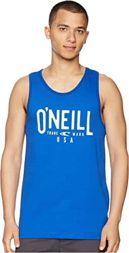 Register Screened Tank Top