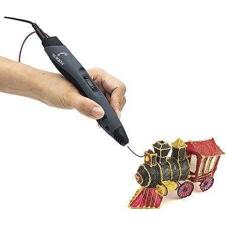 Gr/ün 3d-pen Mit Led-anzeige 3d-drucker Stiftgeschwindigkeit Und Temperaturkontrolle 3d-zeichnung Doodler Pen Weihnachtsgeschenk F/ür Kinder