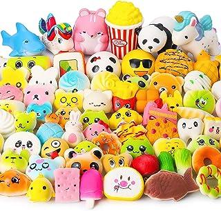 comprar comparacion Juguetes Squishy de Hinchado Lento Paquete Surtido de 10 Squishies: Kawaii de Comida Gigante Bollo Pan Donuts Panda Suaves...