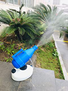 Portable Disinfection Sprayer, Electric Corrosion Resistant Durable Insecticide Anti-Epidemic Strong Power Fine Atomization