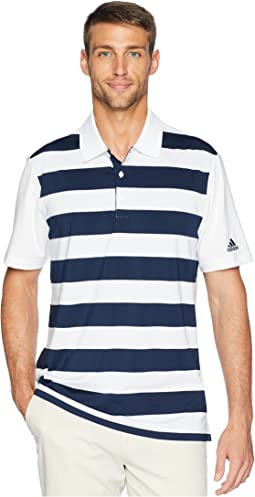 Ultimate Rugby Stripe Polo