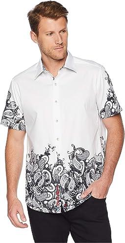 Hart Short Sleeve Woven Shirt
