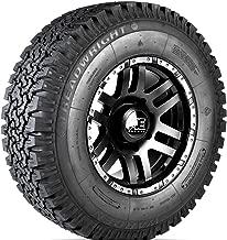 TreadWright WARDEN I A/T Tire - Remold USA - LT265/70R17E Premier Tread Wear (50,000 miles)