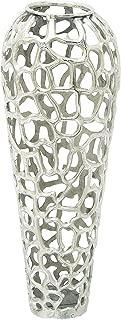 Deco 79 Aluminium Decorative Vase 12