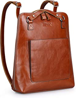 Women Leather Backpack Purse Casual Shoulder Bags Fashion Rucksack Schoolbag