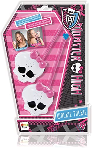 Monster High 870130 - Walkie Talkie Sch l