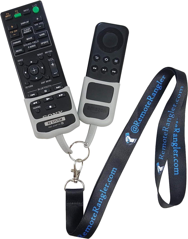 Portable Remote Holders - Remote Rangler - Universal - Stop Losing Your Remotes!
