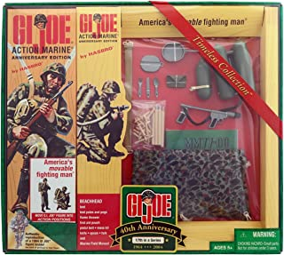 GI Joe 40th Anniversary Edition: Action Marine 12