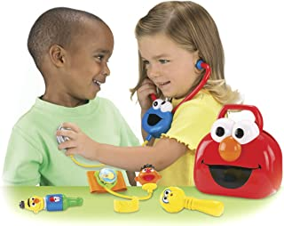 Fisher-Price Sesame Street Elmo Giggle Medical Kit