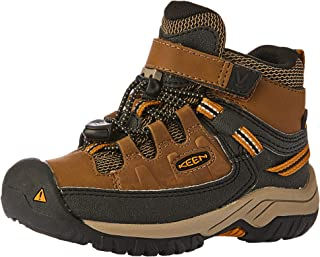 Keen Shoes Boys' Targhee Mid WP Kid's Boots