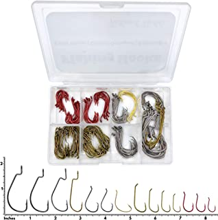 Best non barbed fishing hooks Reviews