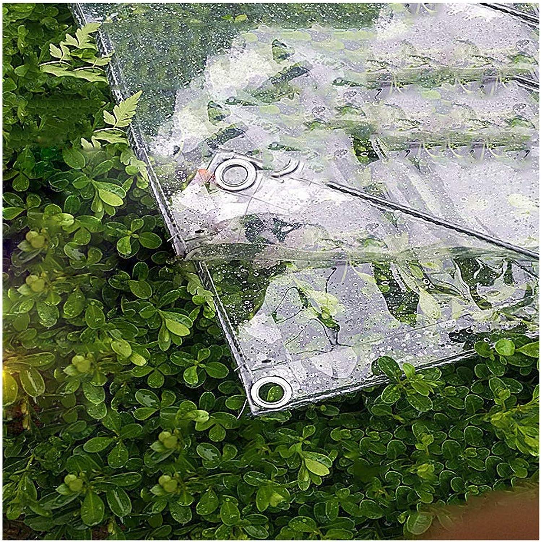 SJMYBB Persenning Transparente Plane 0,3 mm dick Geeignet für Outdoor-Reisen Camping Home Picknick Fahrzeug Camping Wandern Angeln pet Ware Abdeckung (größe   1.8  2m) B07JFPDPZL  Niedrige Kosten
